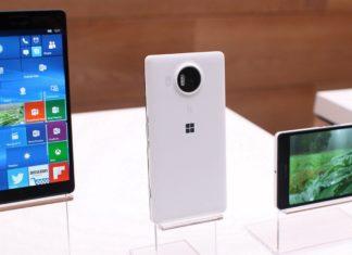 Microsoft Lumia and Surface