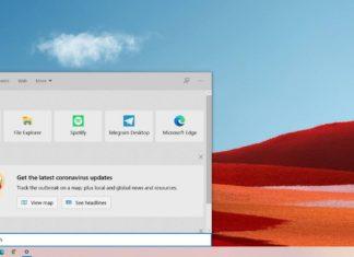 Windows 10 Project Reunion