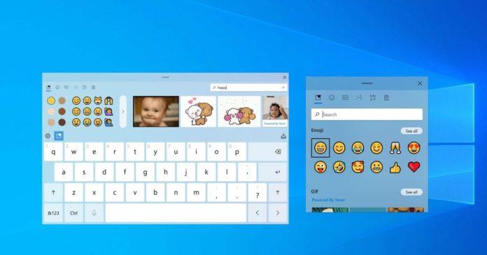 Windows 10 clipboard update