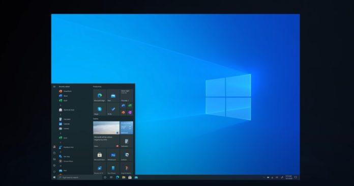 Windows 10 taskbar feature