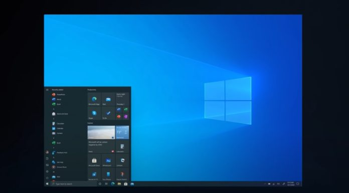 Windows 10 taskbar feature