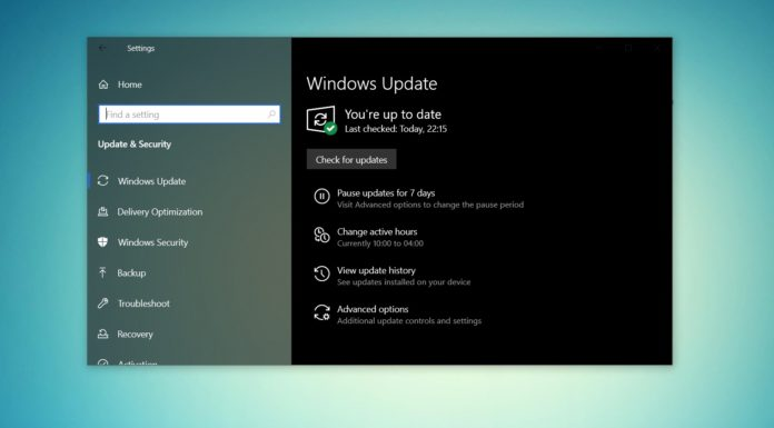 Windows 10 update problems
