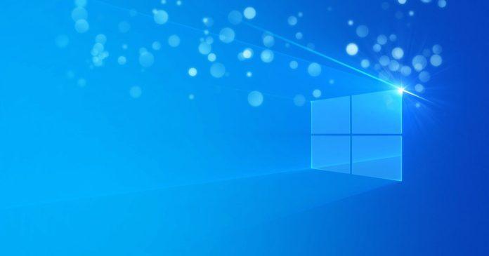 Windows 10 update resumed