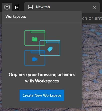 Create Workspaces