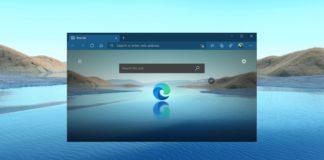 Microsoft Edge workspaces update