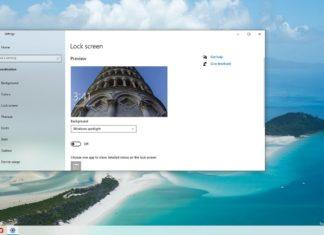 Windows 10 Human Presence