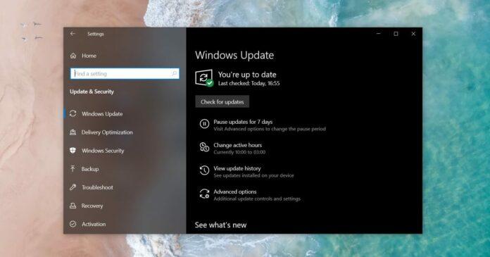 Windows 10 KB5001396