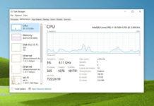 Windows 10 Task Manager update