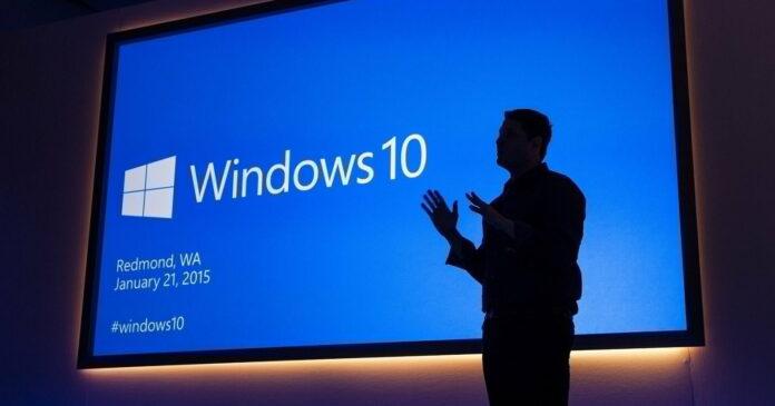 Windows 10 milestone