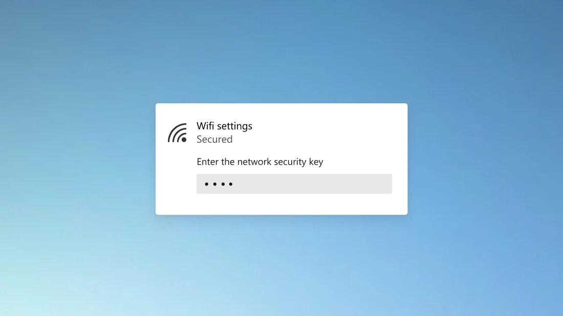 Windows 10 mockup