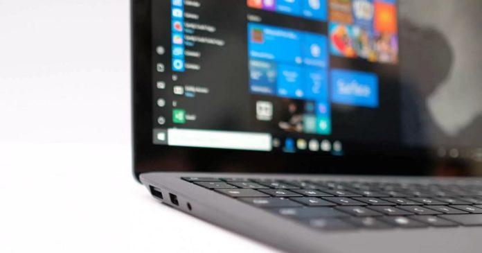 Windows 10 taskbar changes