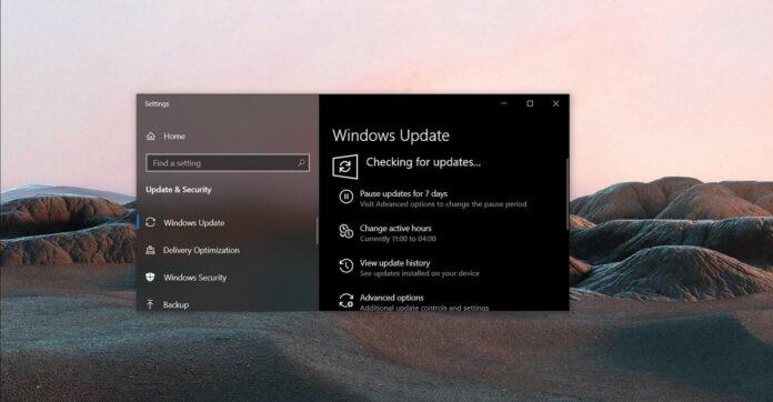 Windows 10 May 2021 cumulative update