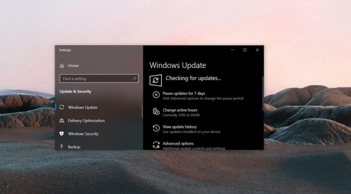 Windows 10 May 2021 cumulative update