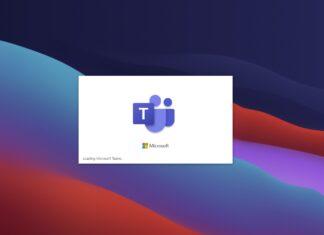 Microsoft Teams macOS update