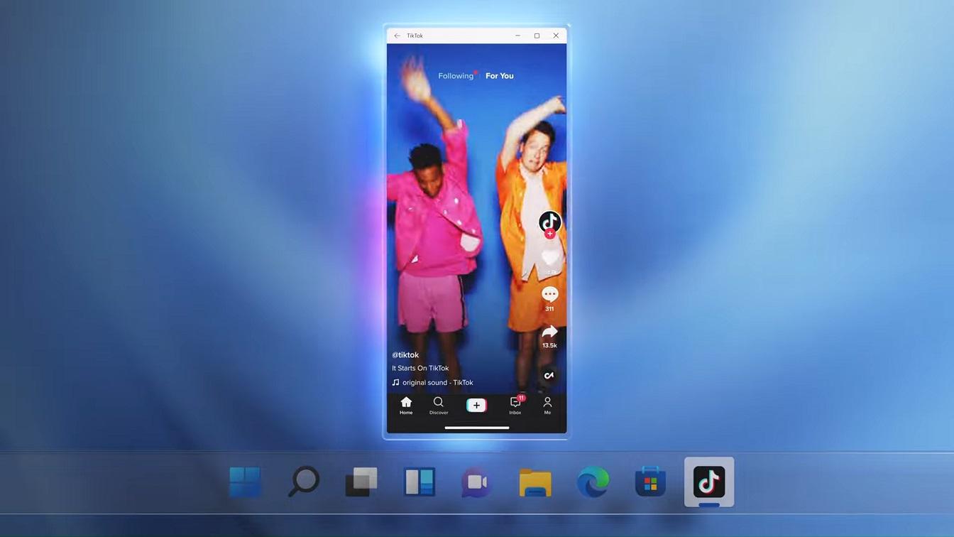 TikTok Android app