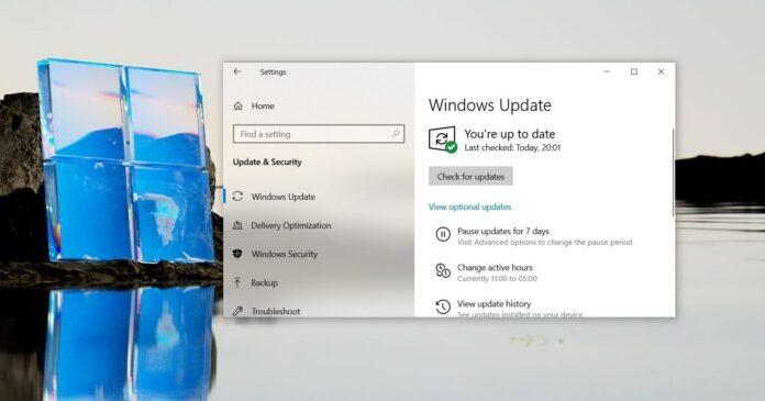 Windows 10 feature updates