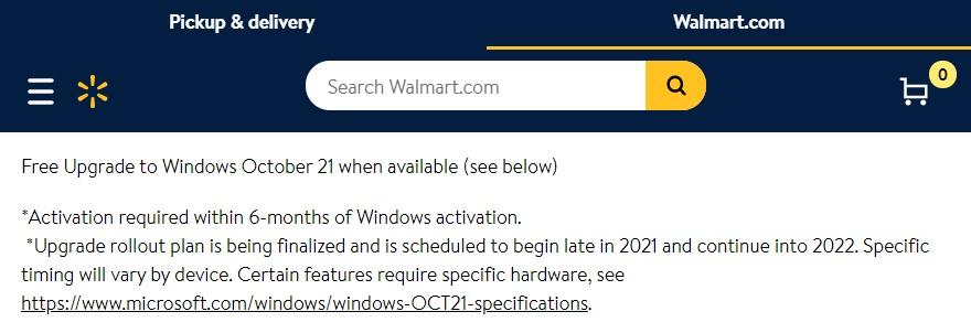 Windows 11 October