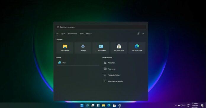 Windows 11 SE leak