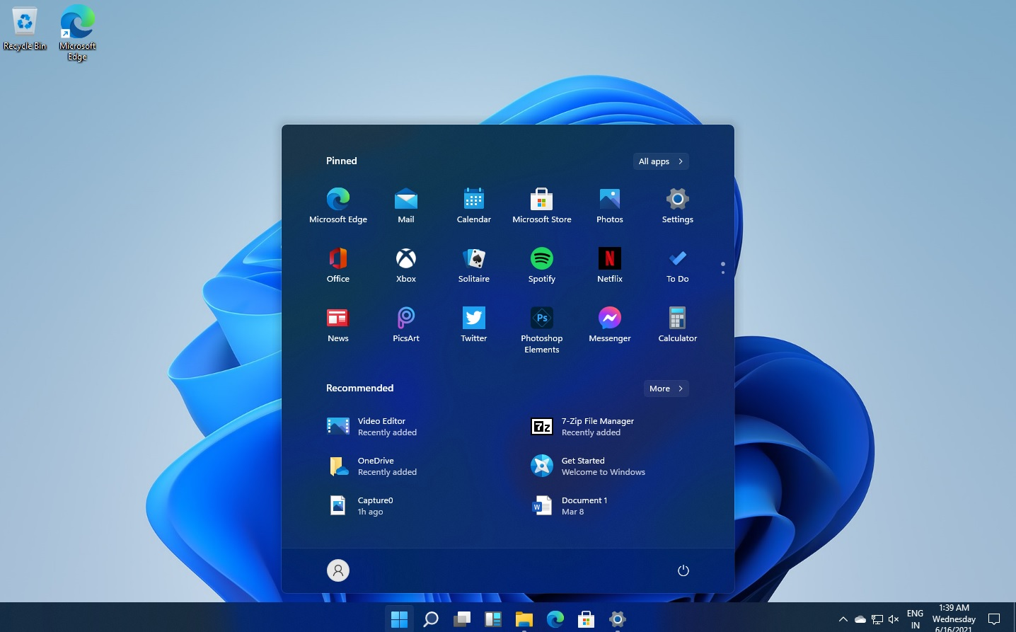 Hands-on with new Windows 11 Start Menu, arriving later this year