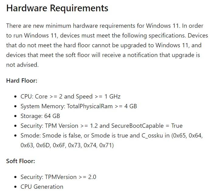 Windows 11 TPM 1.2