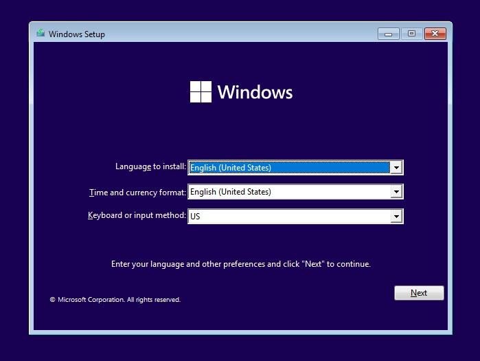 Windows 11 TPM bypass