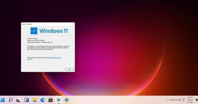 Windows 11 free update