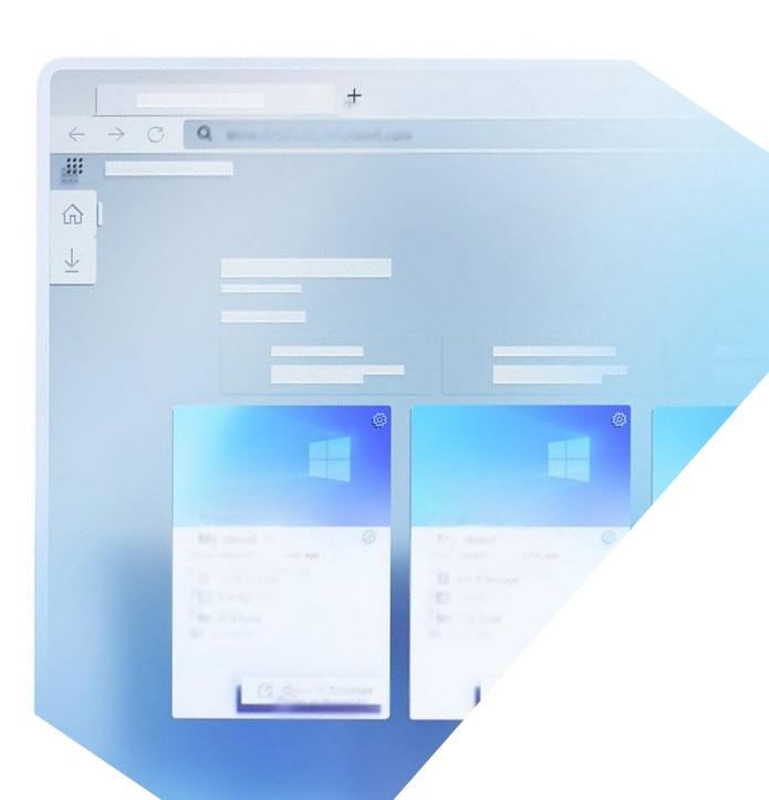 Cloud PC service