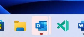 KB5004300 taskbar