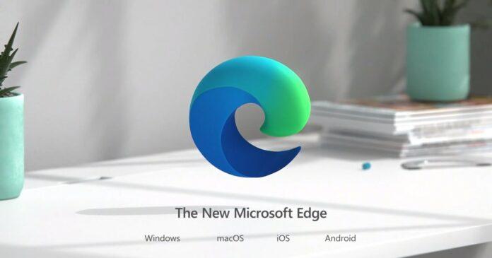 Microsoft Edge 92 mobile