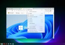Microsoft Edge redesign