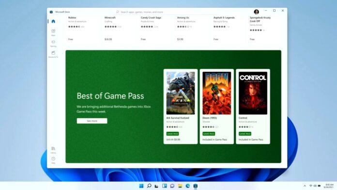Microsoft Store XAML