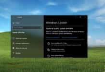 Windows 10 KB5004296 update