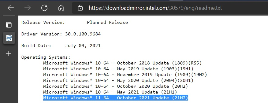Windows 11 October 2021 Update