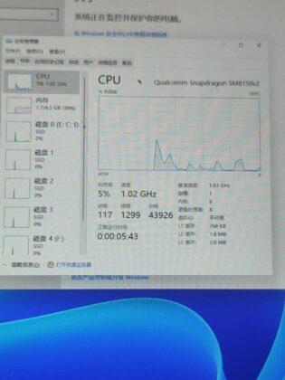 Windows 11 on phones