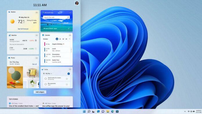 Windows 11 popular