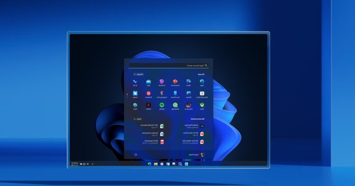 Windows 11 upgrade process