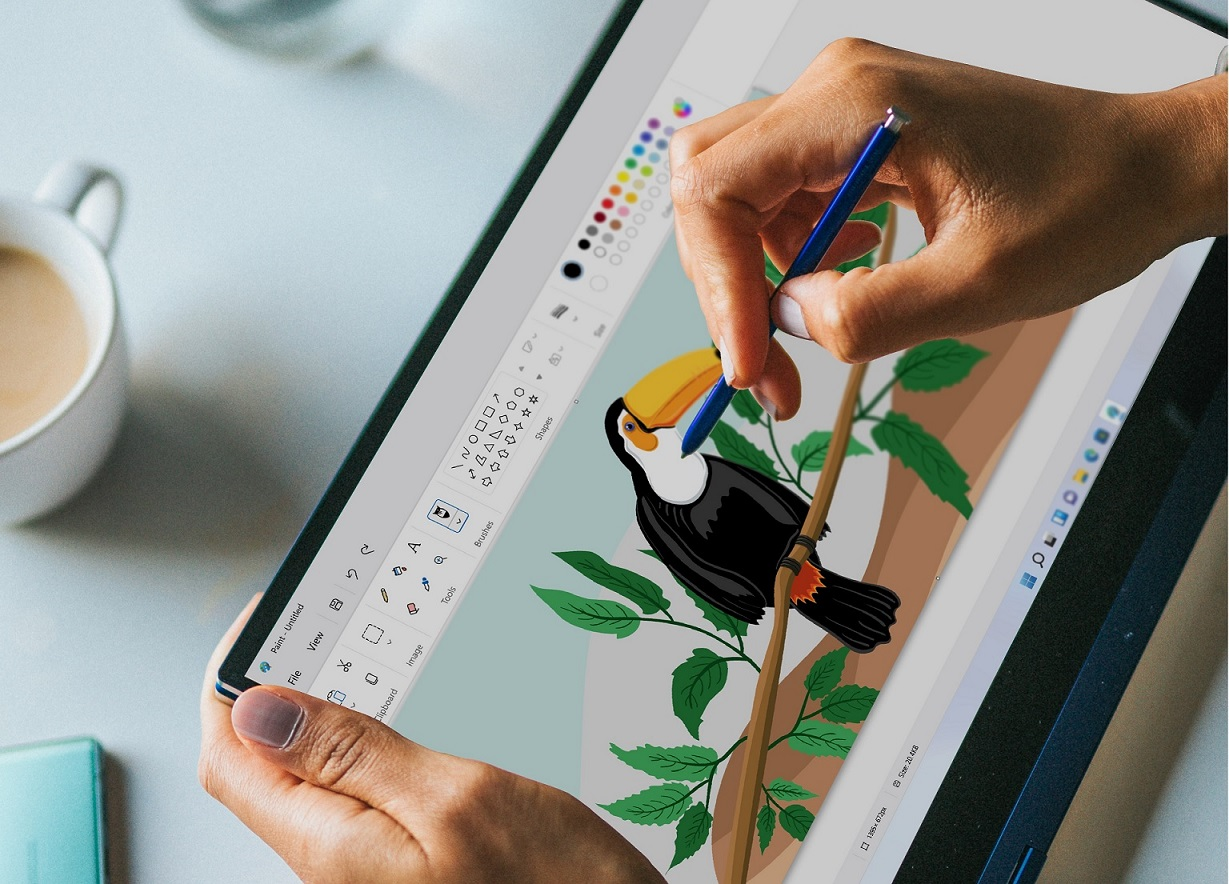 MS Paint for Windows 11