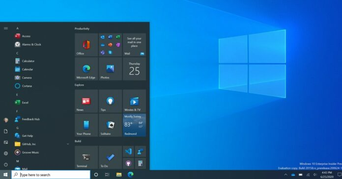 Windows 10 August 2021 Update
