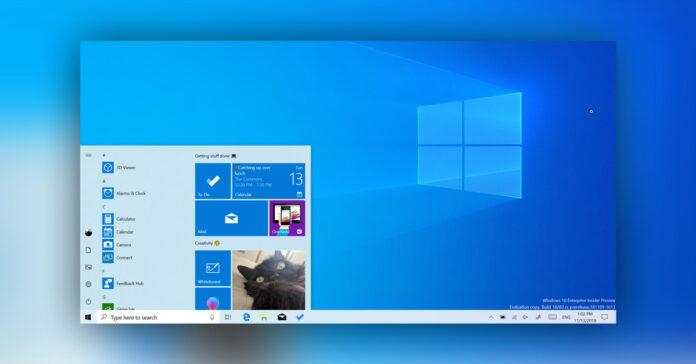 Windows 10 KB5005033 update