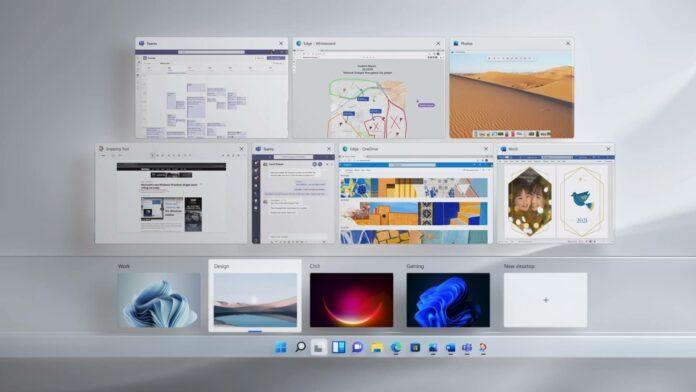 Windows 11 Paint app redesign