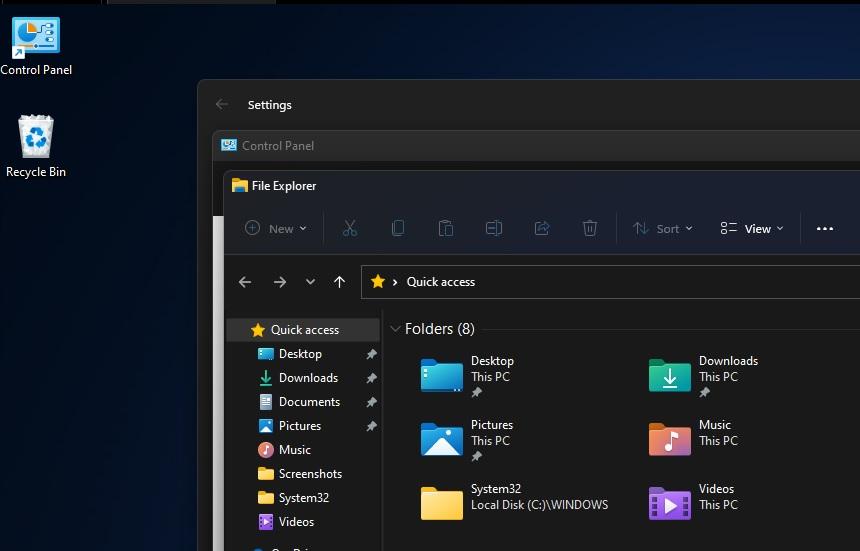 Windows 11 smooth corners