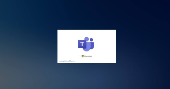 Microsoft Teams desktop