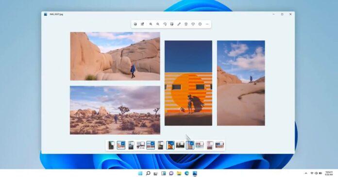 New Microsoft Photos app