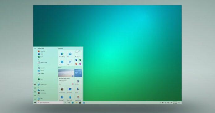 Windows 10 21H2 October update