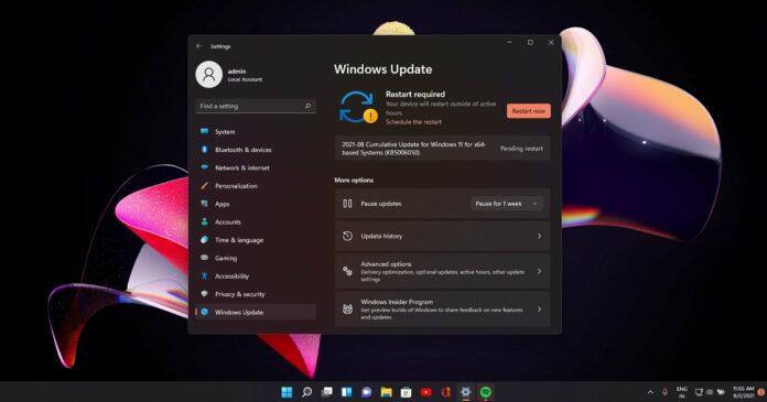 Windows 11 Build 22000.176