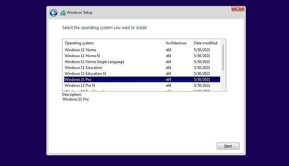 Windows 11 editions